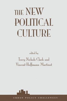 The New Political Culture