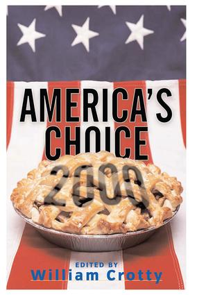 America's Choice 2000: Entering A New Millenium, 1st Edition (Paperback) book cover
