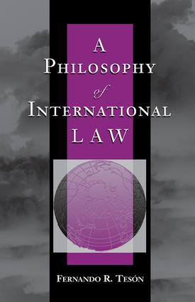 A Philosophy Of International Law