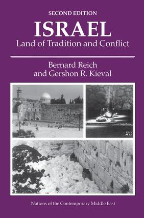 Israel: Land Of Tradition And Conflict, Second Edition book cover