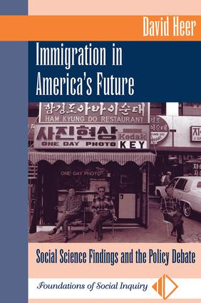 Determinants of Immigration