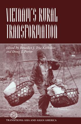 Vietnam's Rural Transformation: 1st Edition (Paperback) book cover