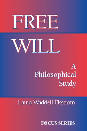 Free Will: 1st Edition (Paperback) book cover