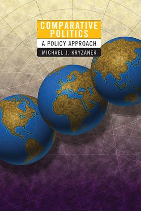Comparative Politics: A Policy Approach, 1st Edition (Paperback) book cover