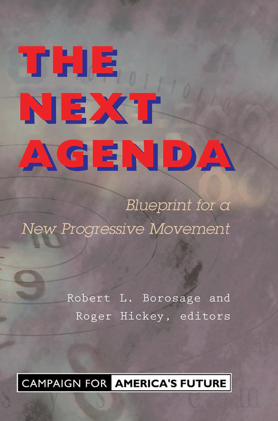 The Next Agenda