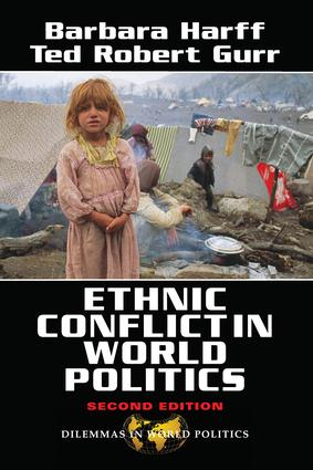 Ethnic Conflict In World Politics: 2nd Edition (Paperback) book cover