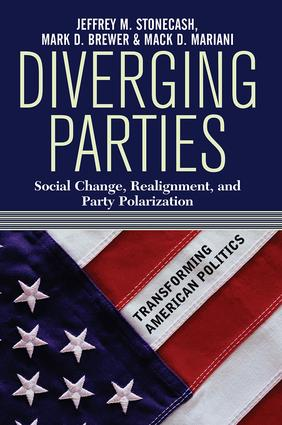 Diverging Parties: Social Change, Realignment, and Party Polarization, 1st Edition (Paperback) book cover