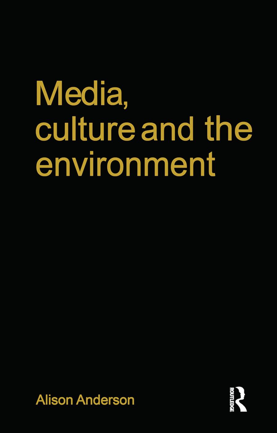 Media Culture & Environ. Co-P: 1st Edition (e-Book) book cover