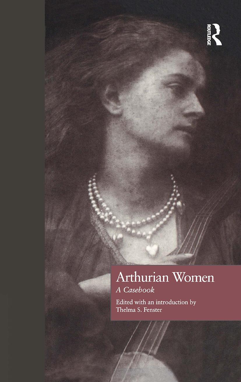 Arthurian Women: A Casebook book cover