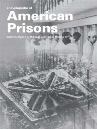 Encyclopedia of American Prisons book cover