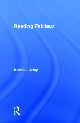Reading Fabliaux: 1st Edition (Hardback) book cover