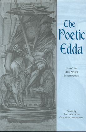 The Poetic Edda: Essays on Old Norse Mythology book cover