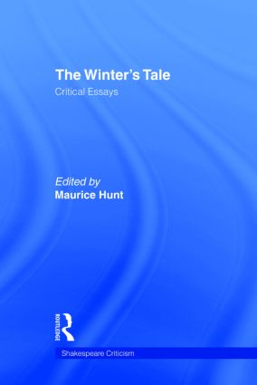 The Winter's Tale: Critical Essays book cover