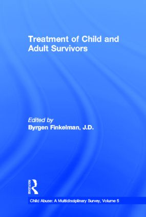 Treatment of Child and Adult Survivors book cover