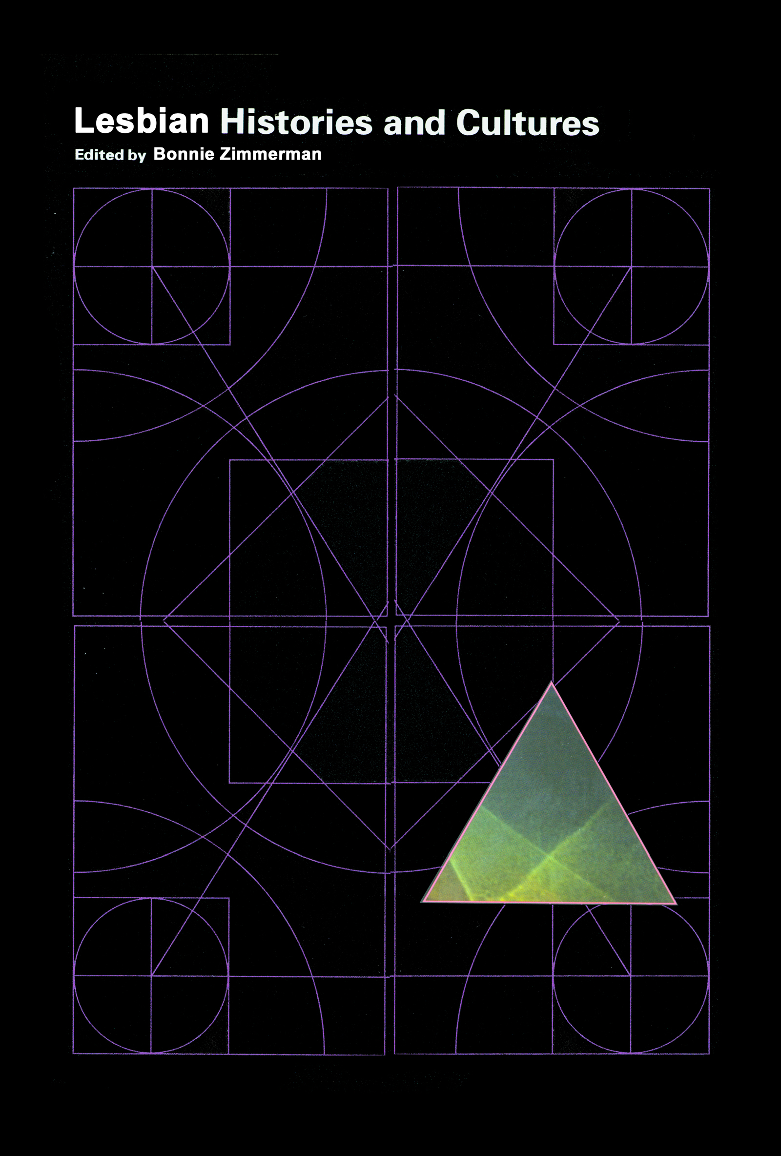 Encyclopedia of Lesbian Histories and Cultures (Hardback) book cover