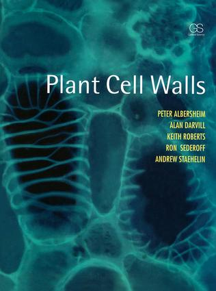 Plant Cell Walls (Hardback) book cover