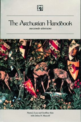 The Arthurian Handbook: Second Edition, 2nd Edition (Paperback) book cover