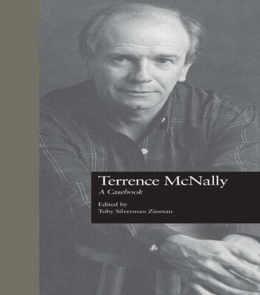 Terrence McNally: A Casebook book cover