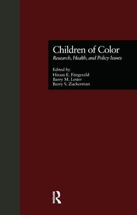 Children of Color: Research, Health, and Policy Issues book cover