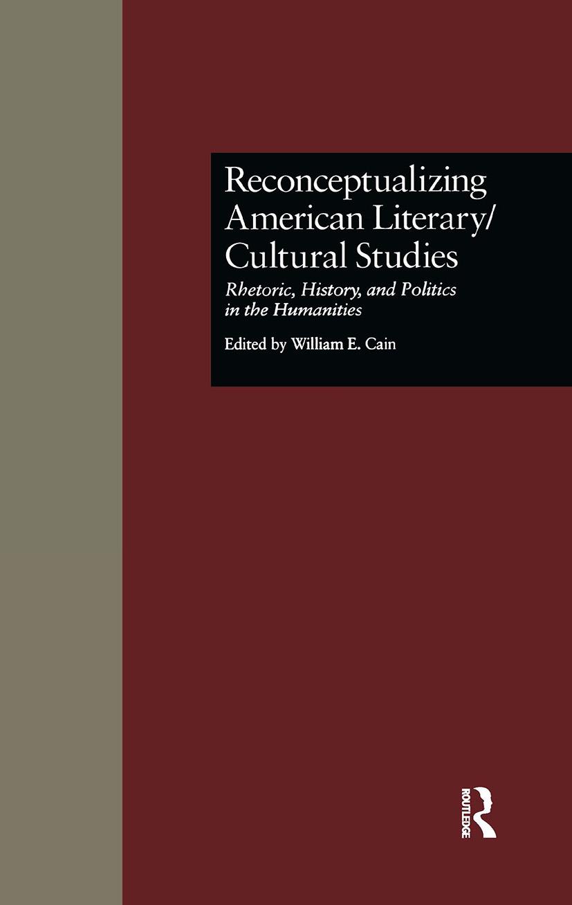 Reconceptualizing American Literary/Cultural Studies