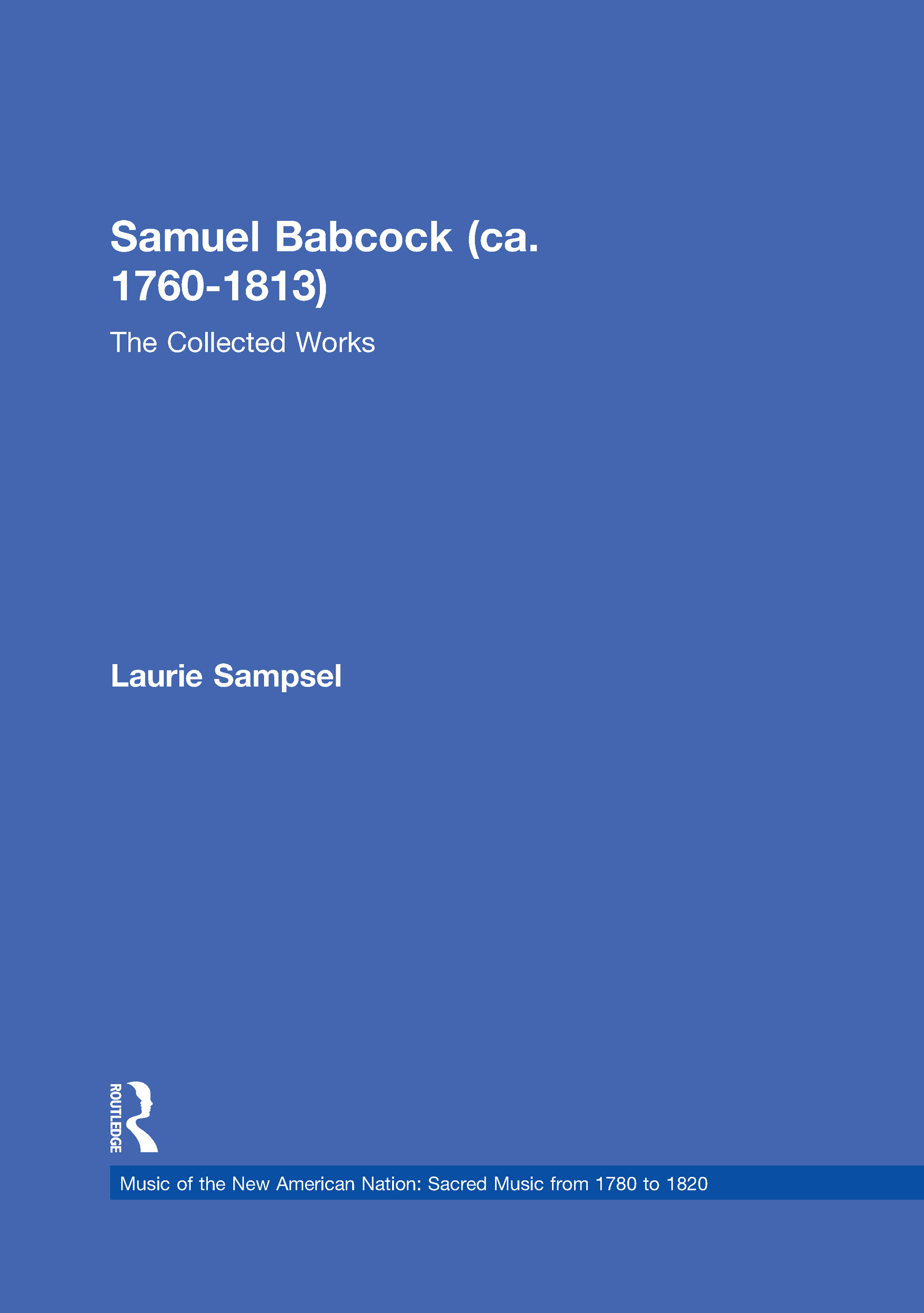 Samuel Babcock (ca. 1760-1813): The Collected Works (e-Book) book cover