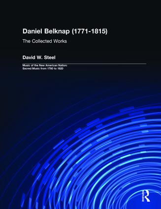 Daniel Belknap (1771-1815): The Collected Works book cover