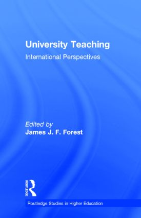 University Teaching: International Perspectives book cover