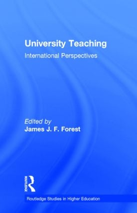 University Teaching: International Perspectives, 1st Edition (Paperback) book cover