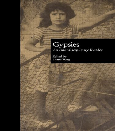 Gypsies: An Interdisciplinary Reader, 1st Edition (Paperback) book cover