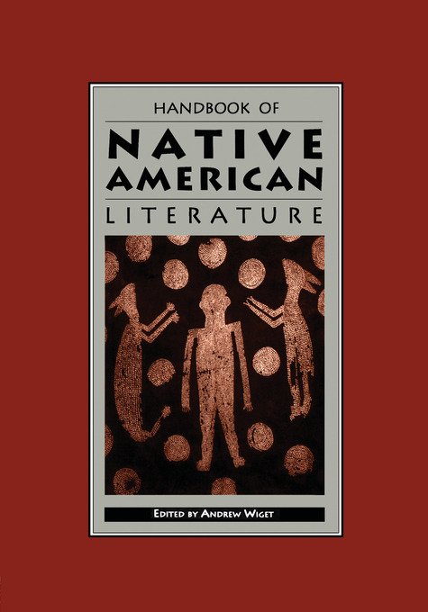 Handbook of Native American Literature: 1st Edition (Paperback) book cover