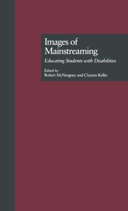 Images of Mainstreaming: Educating Students with Disabilities book cover