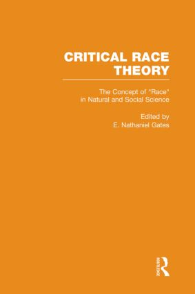The Concept of Race in Natural and Social Science: 1st Edition (Hardback) book cover