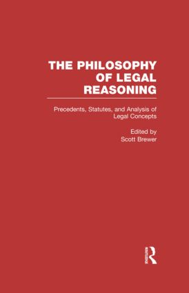 Precedents, Statutes, and Analysis of Legal Concepts