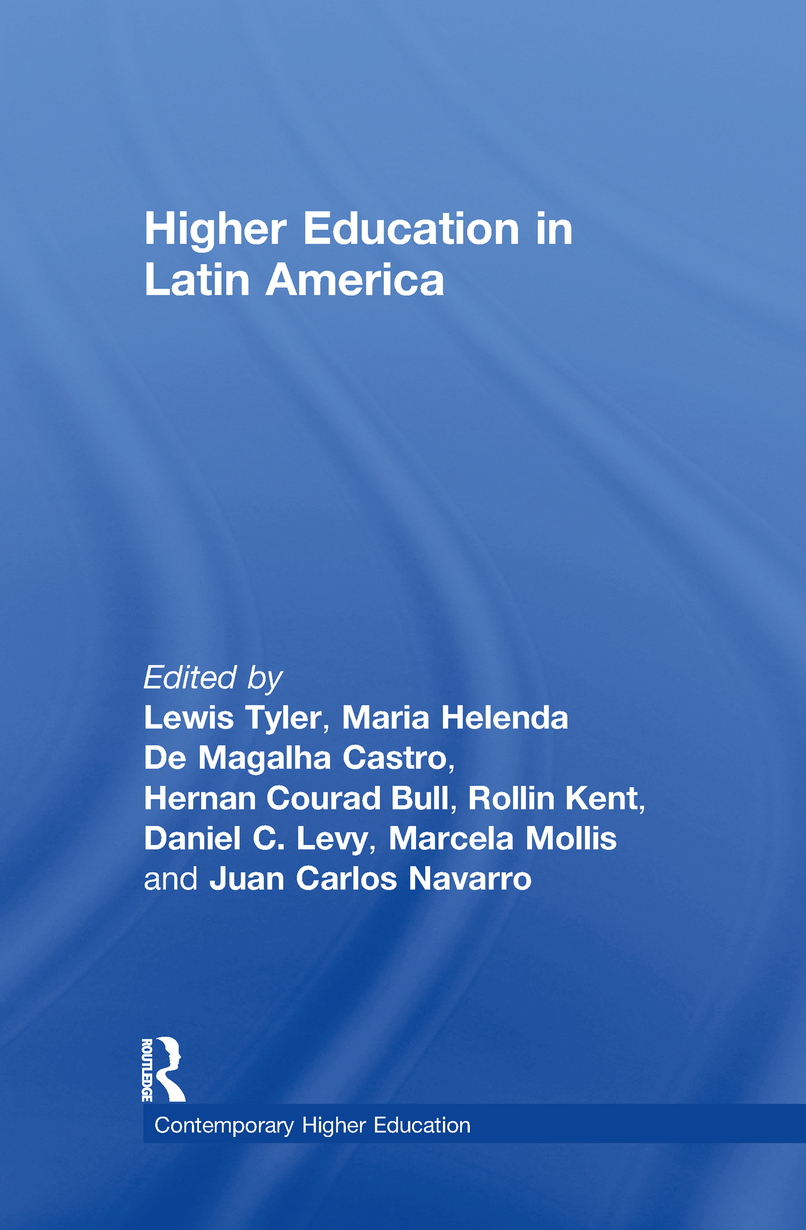 Higher Education in Latin American (e-Book) book cover