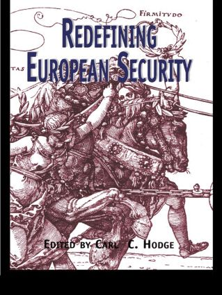 Redefining European Security (Paperback) book cover
