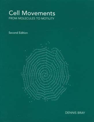 Cell Movements: From Molecules to Motility, 2nd Edition (Paperback) book cover