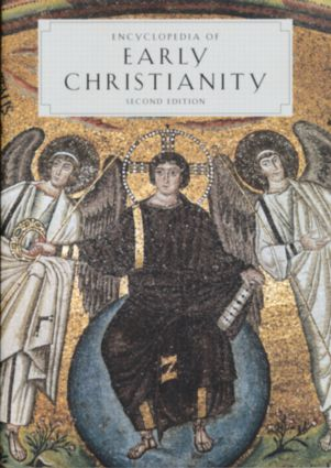 Encyclopedia of Early Christianity, Second Edition (Paperback) book cover