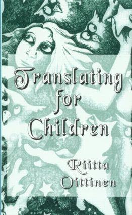 Translating for Children (Hardback) book cover