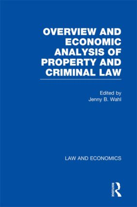 Law and Economics: 1st Edition (Hardback) book cover