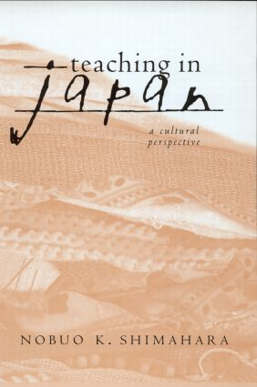 Teaching in Japan: 1st Edition (Hardback) book cover