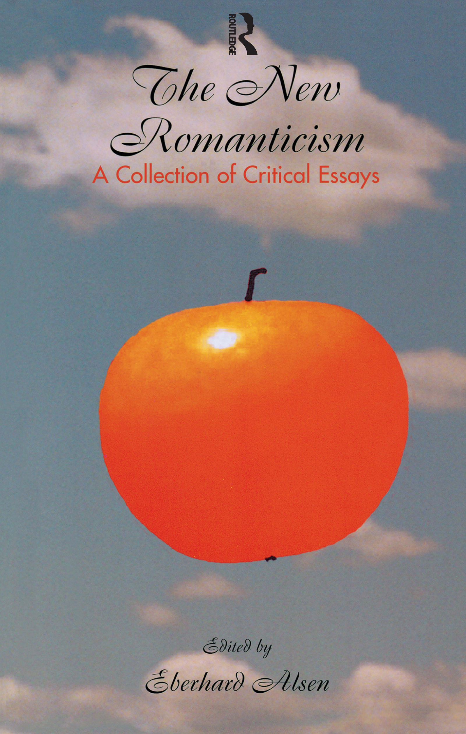 The New Romanticism: A Collection of Critical Essays book cover
