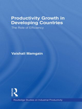 Productivity Growth in Developing Countries: The Role of Efficiency, 1st Edition (Paperback) book cover