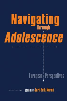 Navigating Through Adolescence: European Perspectives, 1st Edition (Paperback) book cover