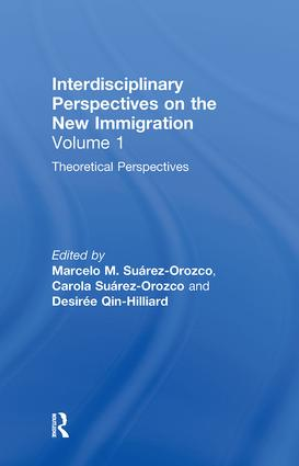 Theoretical Perspectives: Interdisciplinary Perspectives on the New Immigration, 1st Edition (Hardback) book cover