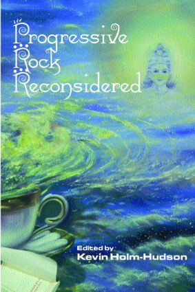Progressive Rock Reconsidered (e-Book) book cover