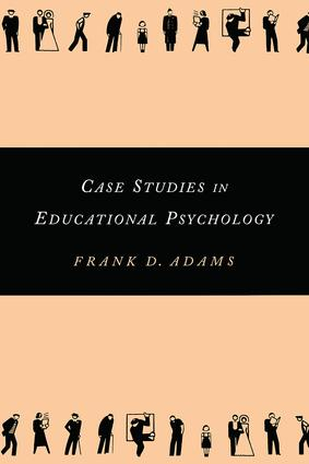 Case Studies in Educational Psychology (Paperback) book cover