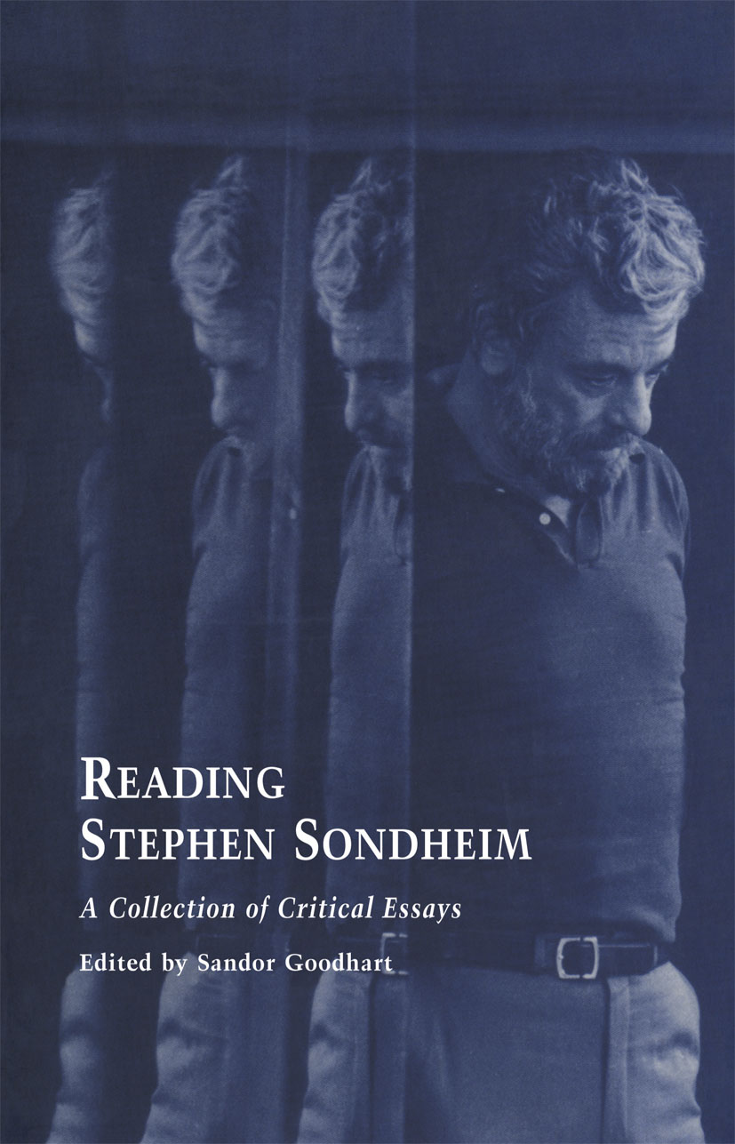 Reading Stephen Sondheim: A Collection of Critical Essays, 1st Edition (Paperback) book cover