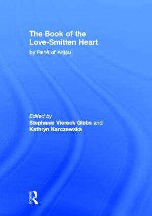 The Book of The Love-Smitten Heart (Hardback) book cover