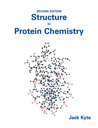 Structure in Protein Chemistry: 2nd Edition (Hardback) book cover
