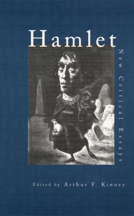 Hamlet: Critical Essays (Hardback) book cover